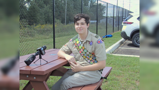 Eagle Scout Bench 1