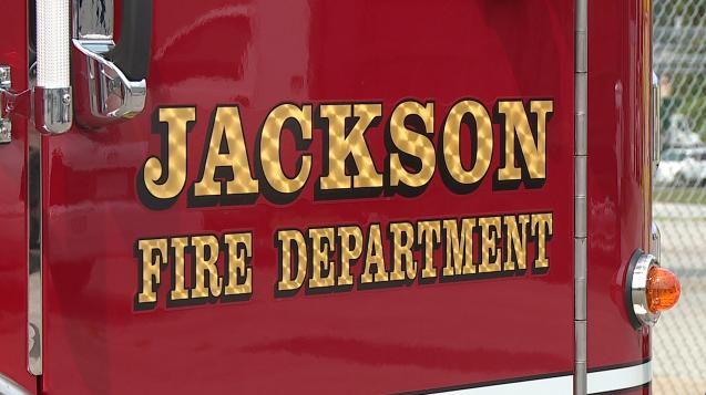 Jackson Fire Department New Trucks 3