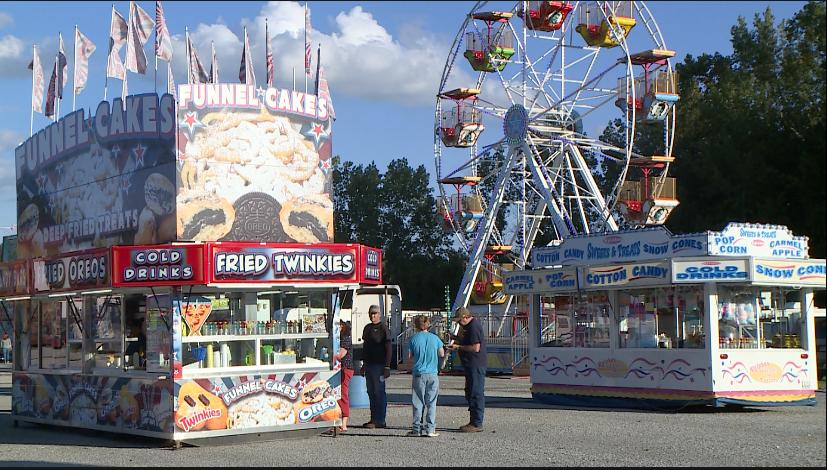 Carroll County Fair 2021