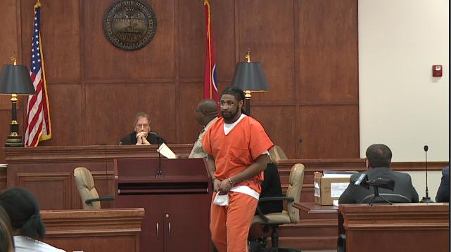 Keyandre Benson Sentenced 3