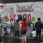 Mural Painting At The Ned 2