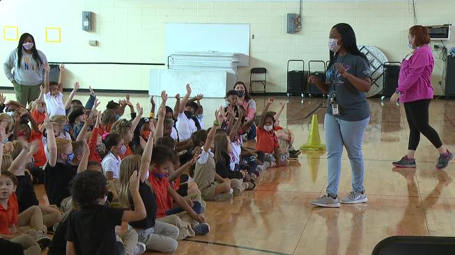 Health Department Visits Jackson School 1