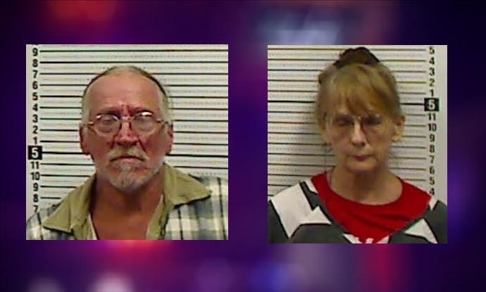 Benton County Couple