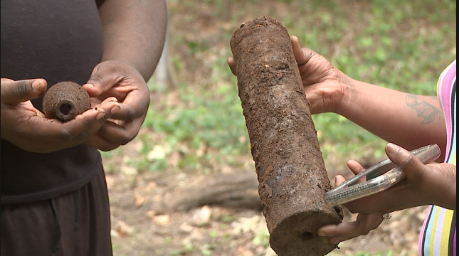 Wwii Era Mortars Found In Humboldt 2