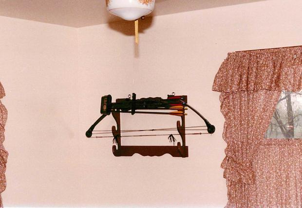 Pelley gun rack