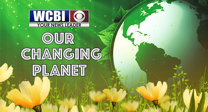 Our Changing Planet Image