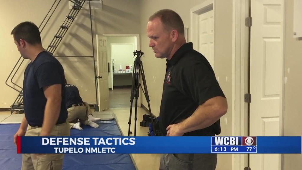Defense Training 091621