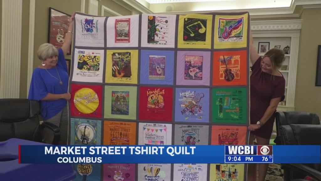 T Shirt Quilt 090521