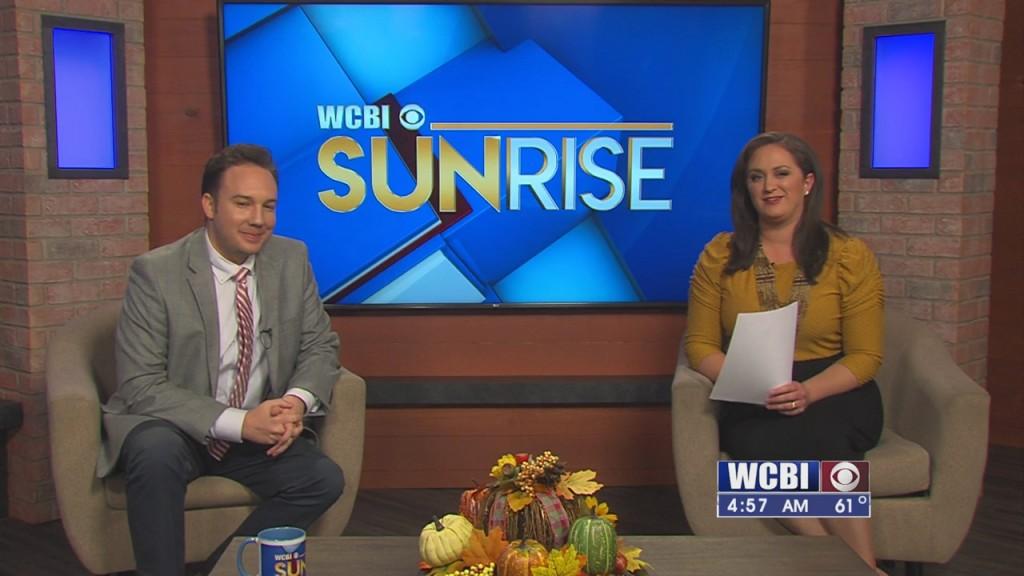 Sunrise Crew Talks Halloween Candy Temptation