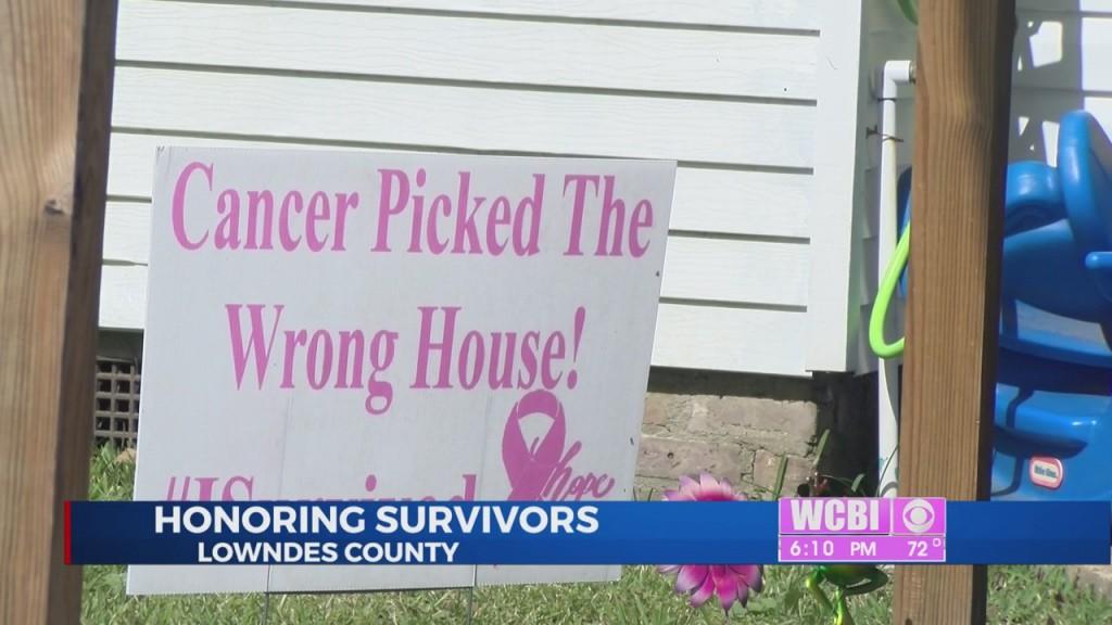 Breast Cancer Survivor 102721