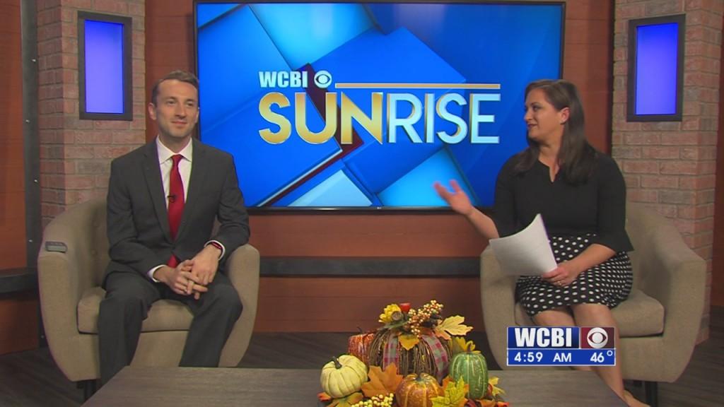 Sunrise Anchors Discuss Their Fall Food Endeavors