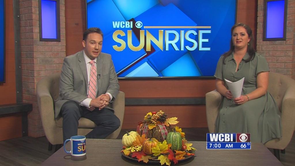 Sunrise Crew Talks Sweets On Dessert Day
