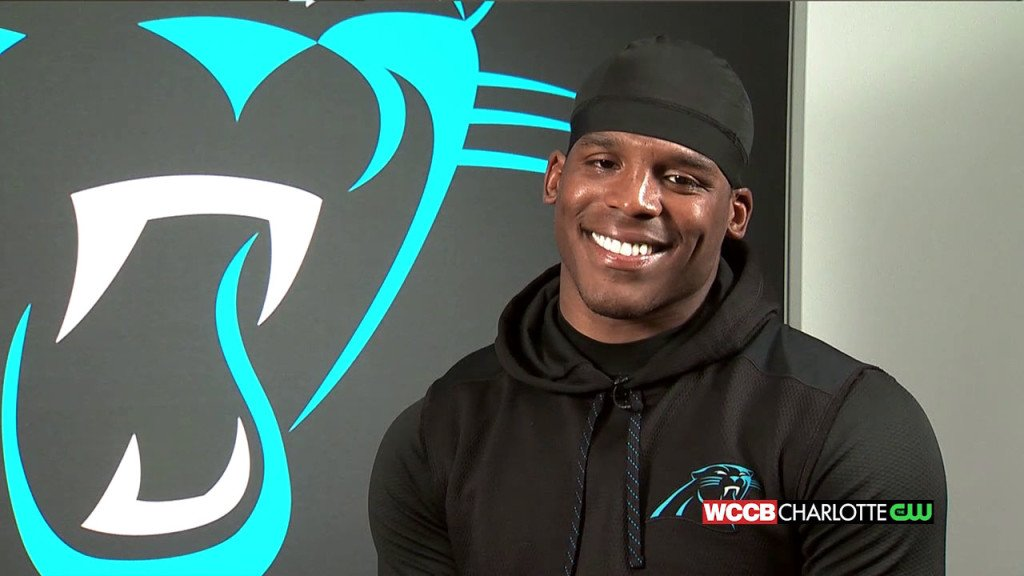 Cam Newton on The Get with Morgan Fogarty