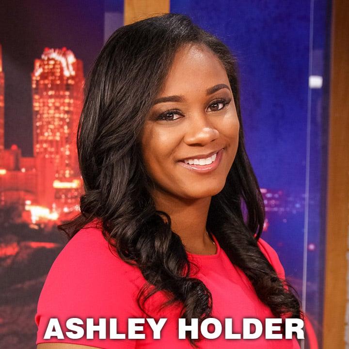 Ashley Holder, WCCB Sports Reporter