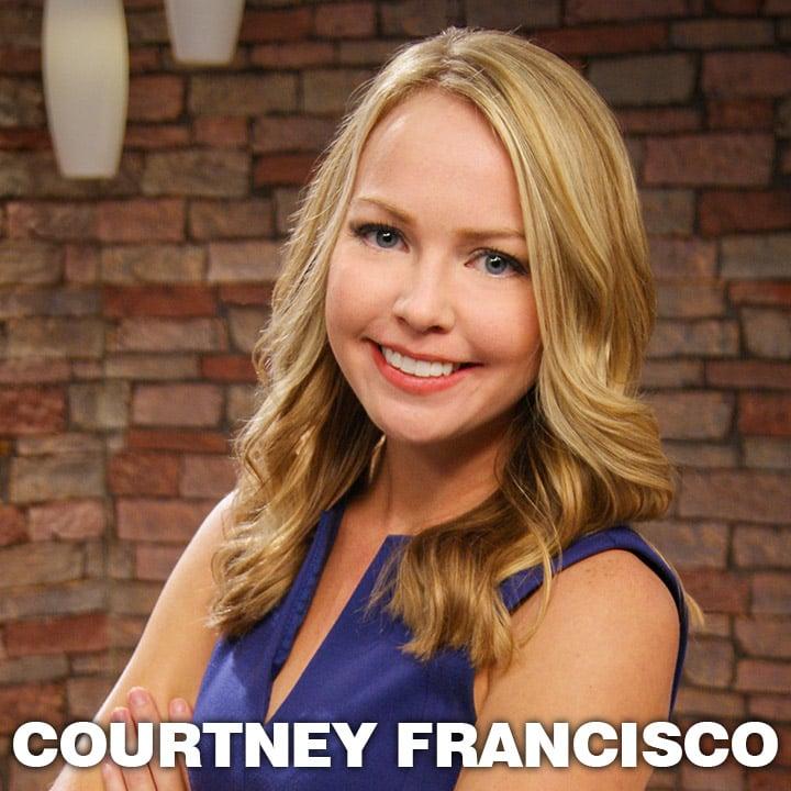 Courtney Francisco, WCCB Weekend News Anchor & Reporter