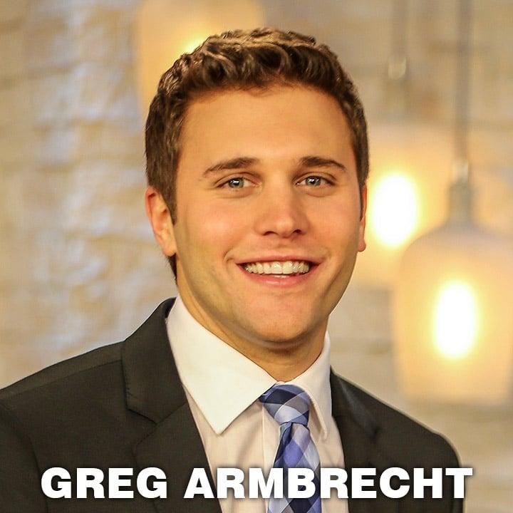 Chief Meteorologist Greg Armbrecht