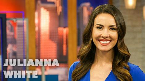 WCCB's Julianna White