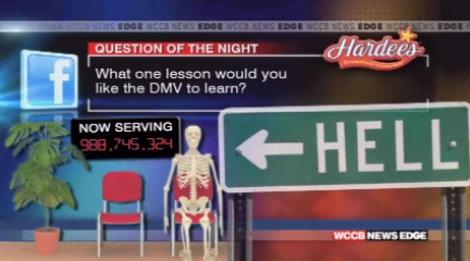 Edge on Demand: Teach the DMV a Lesson! - WCCB Charlotte
