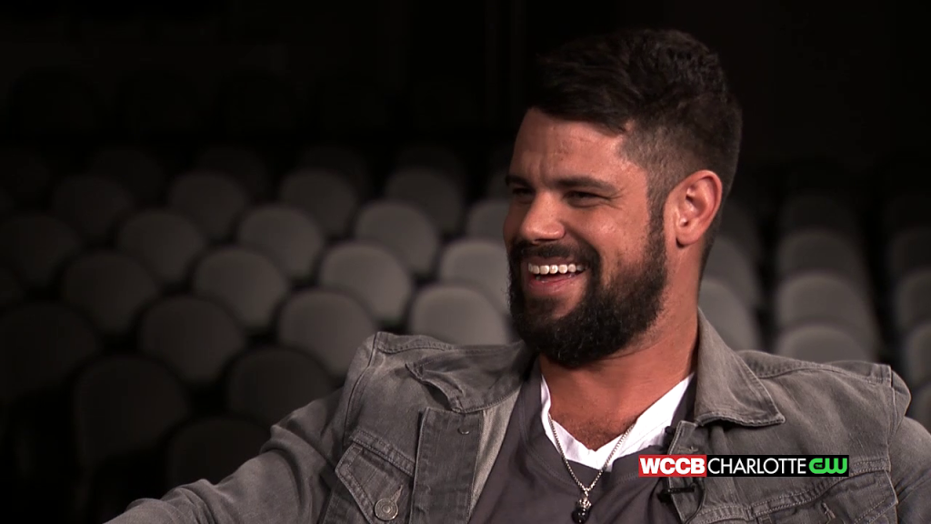 Steven Furtick with Morgan Forgarty