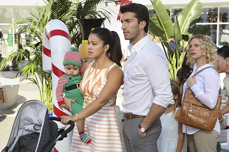 Jane The Virgin brings the holiday cheer to the winter finale, Monday at 9pm on WCCB, Charlotte's CW.