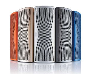 KEF MUO bluetooth speakers
