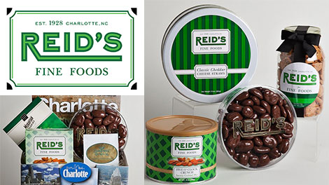 Two winners will receive a Reid's Fine Foods Holiday Gift Box!