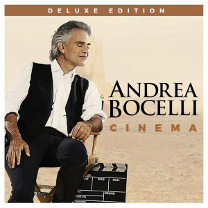 Text WCCBVIP to 31403 to join the WCCB Text Club before 12pm Friday, December 18th for you chance to win Andrea Bocelli Cinema Deluxe Edition Album and a KEF MUO Speaker.