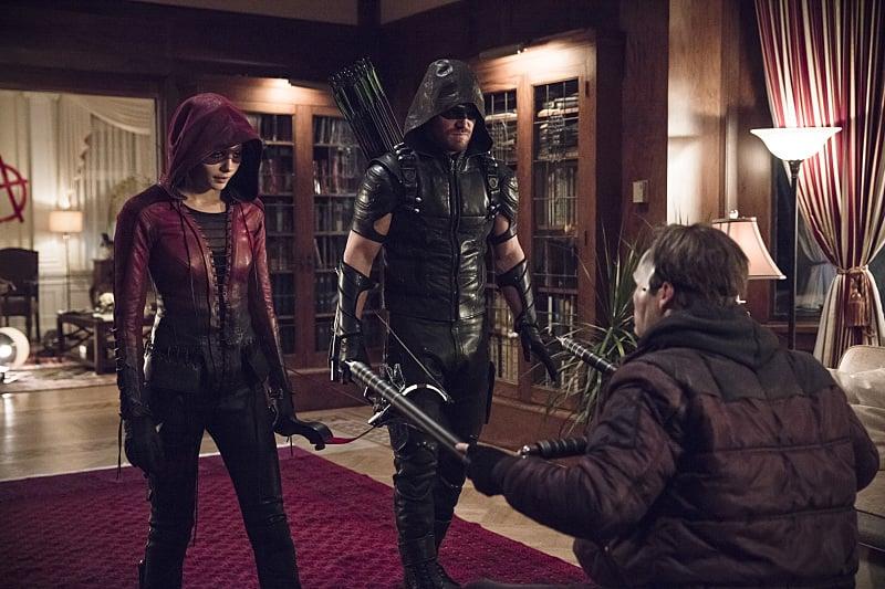 Arrow | Revenge | The CW