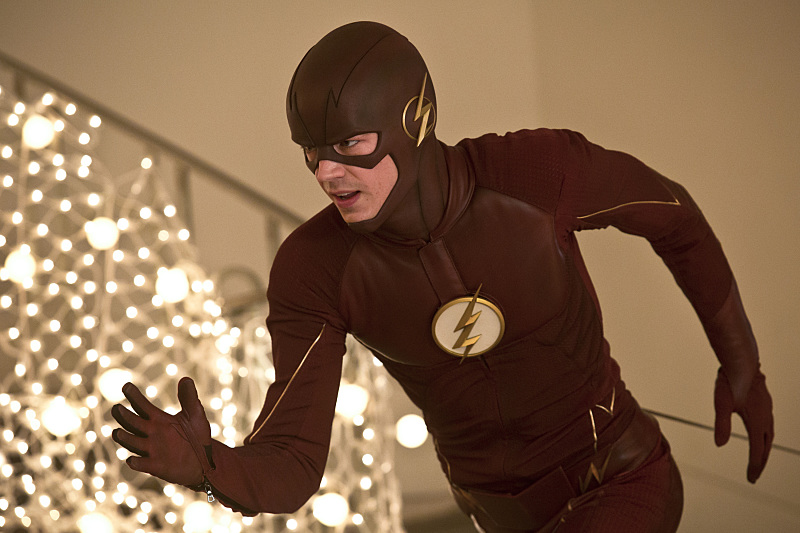 "The Flash ""Pretty Messed Up"" Tuesday at 8pm on WCCB, Charlotte's CW"