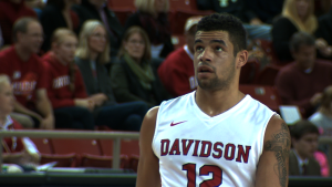 Davidson Guard, No. 12 - Jack Gibbs