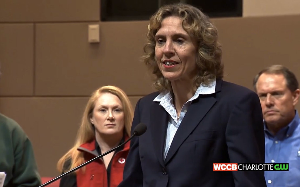 Mayor Jennifer Robers