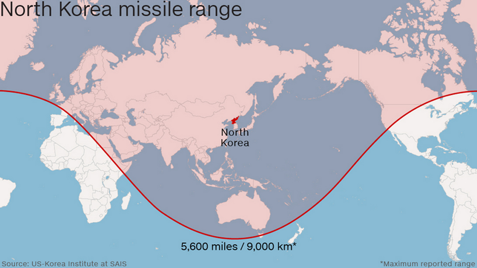 North Koreas aim is not rocket science Radio New Zealand News