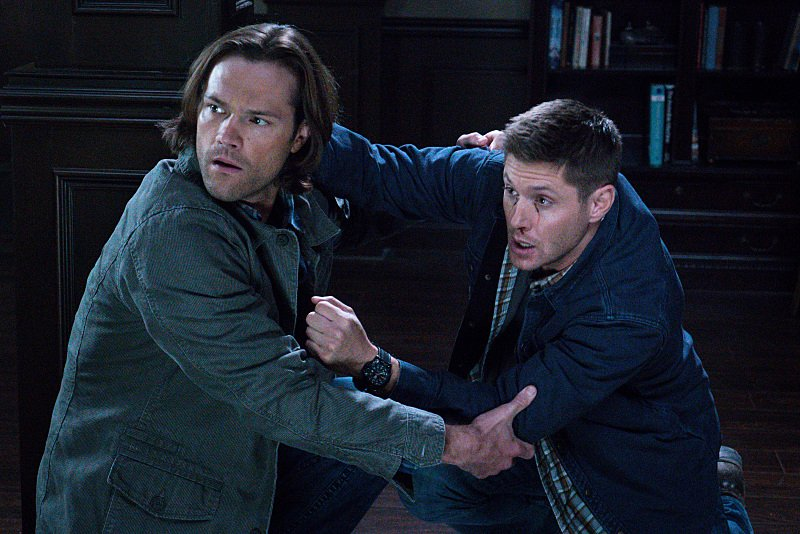 "Supernatural -- ""Into The Mystic"""