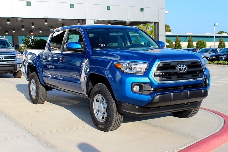 Lease A Toyota Tacoma Autos Post