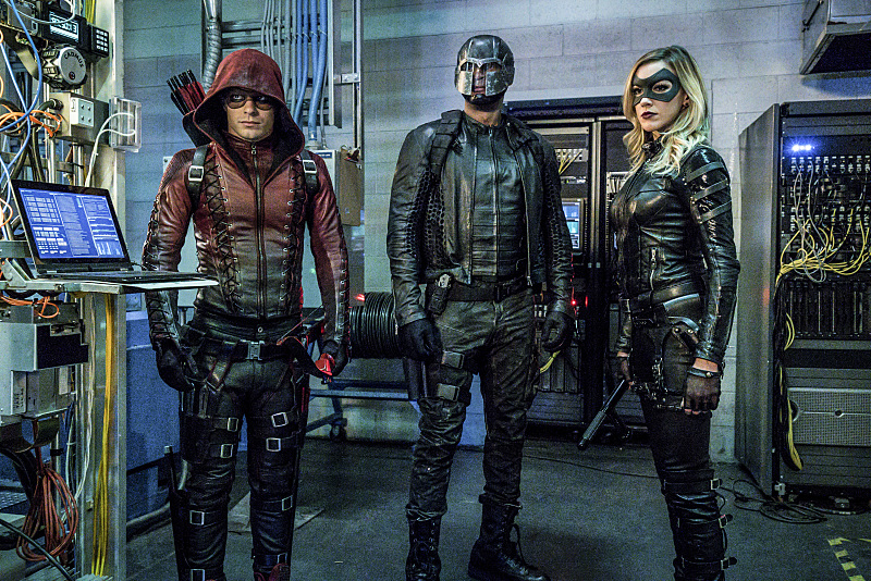 """Arrow -- """"Unchained"""""""