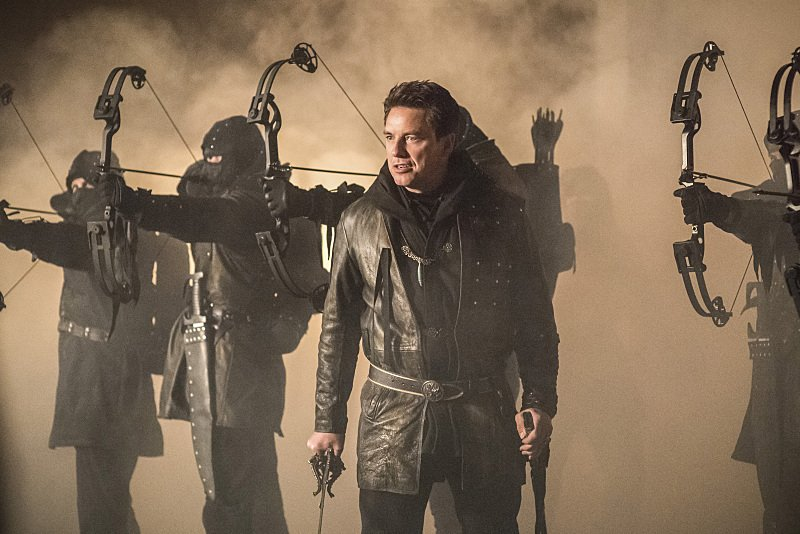 """Arrow -- """"Sins of the Father"""""""