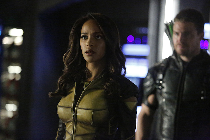 """Arrow -- """"Taken"""""""