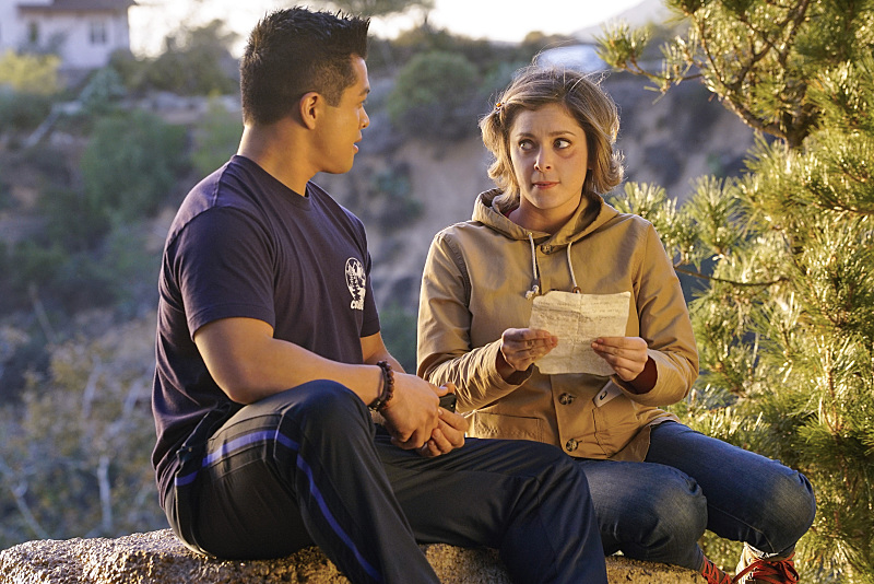 "Crazy Ex-Girlfriend -- ""I'm Back at Camp With Josh!"""