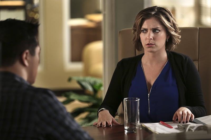 "Crazy Ex-Girlfriend -- ""Josh and I Work On A Case!"""