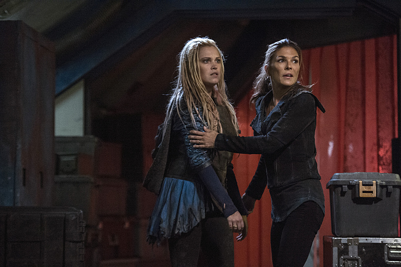 "The 100 -- ""Hakeldama"""