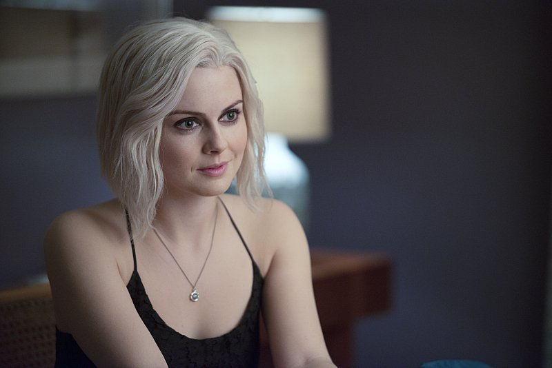 "iZombie -- ""Fifty Shades of Grey Matter"""