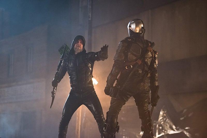 "DC's Legends of Tomorrow -- ""Star City 2046"""