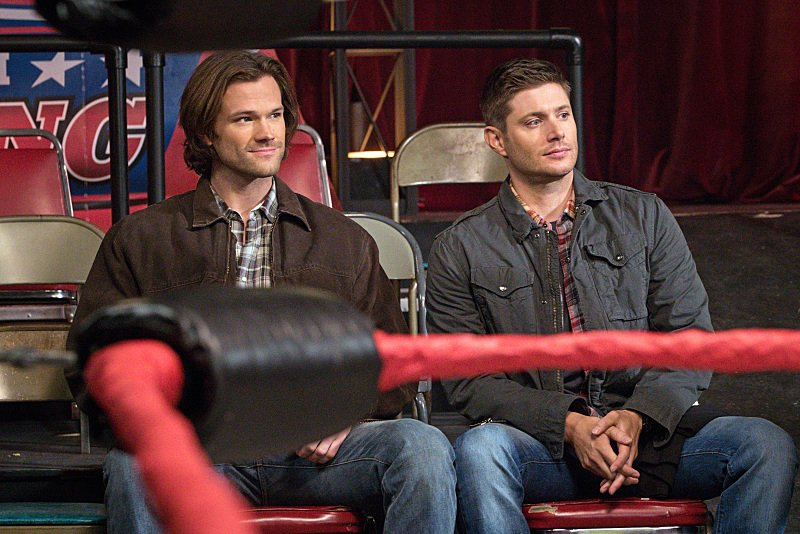 "Supernatural -- ""Beyond The Mat"""