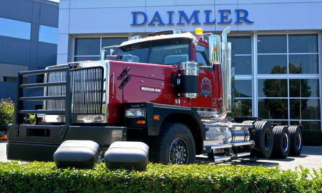 Daimler Trucks Layoffs in Mt. Holly and Cleveland