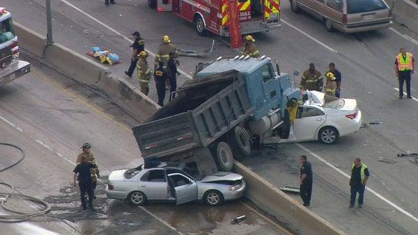 Car Crash Dallas