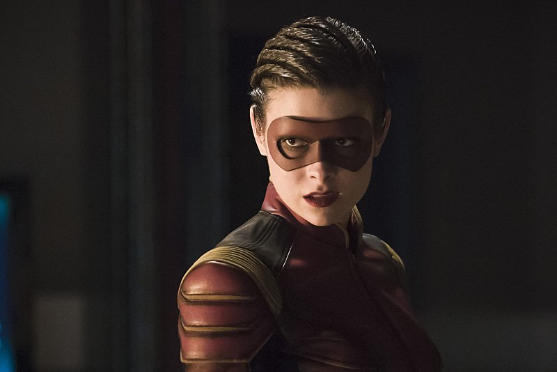 "The Flash -- ""Trajectory"""