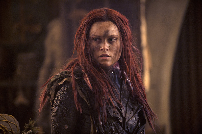 """The 100 -- """"Wanheda: Part One"""""""
