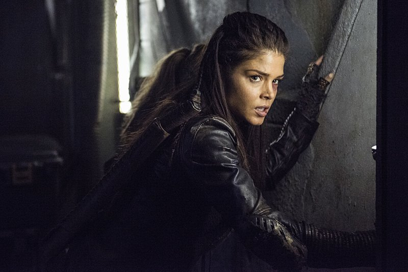 """The 100 -- """"Stealing Fire"""""""