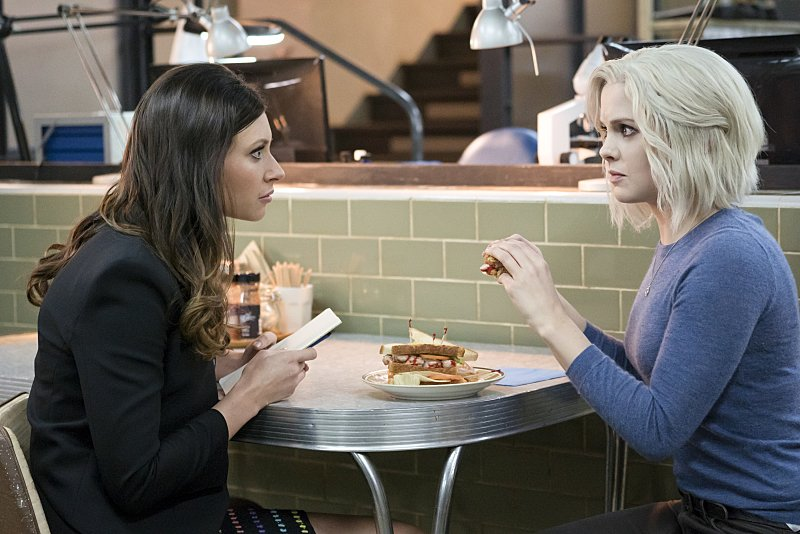 "iZombie ""Pour Some Sugar, Zombie"""