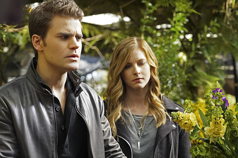 """The Vampire Diaries -- """"I Would For You"""""""